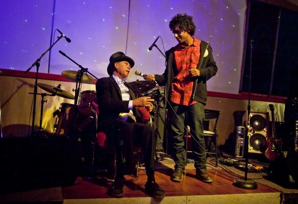 Ed Rosenthal and John Veit